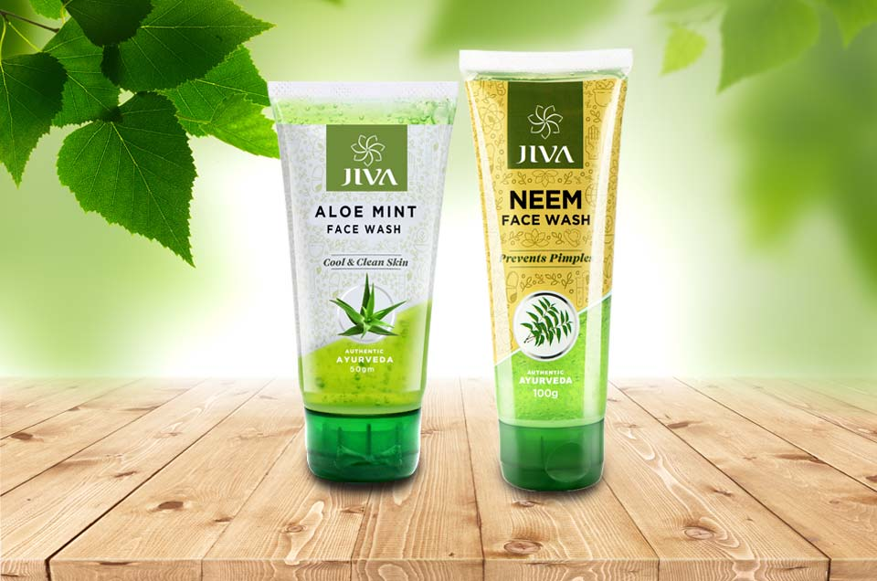 Ayurvedic Face Washes With True Essence of Nature