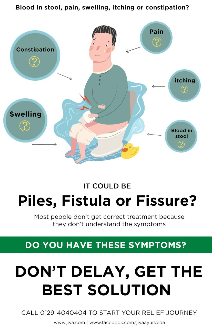 Do You Know The Symptoms of Piles?
