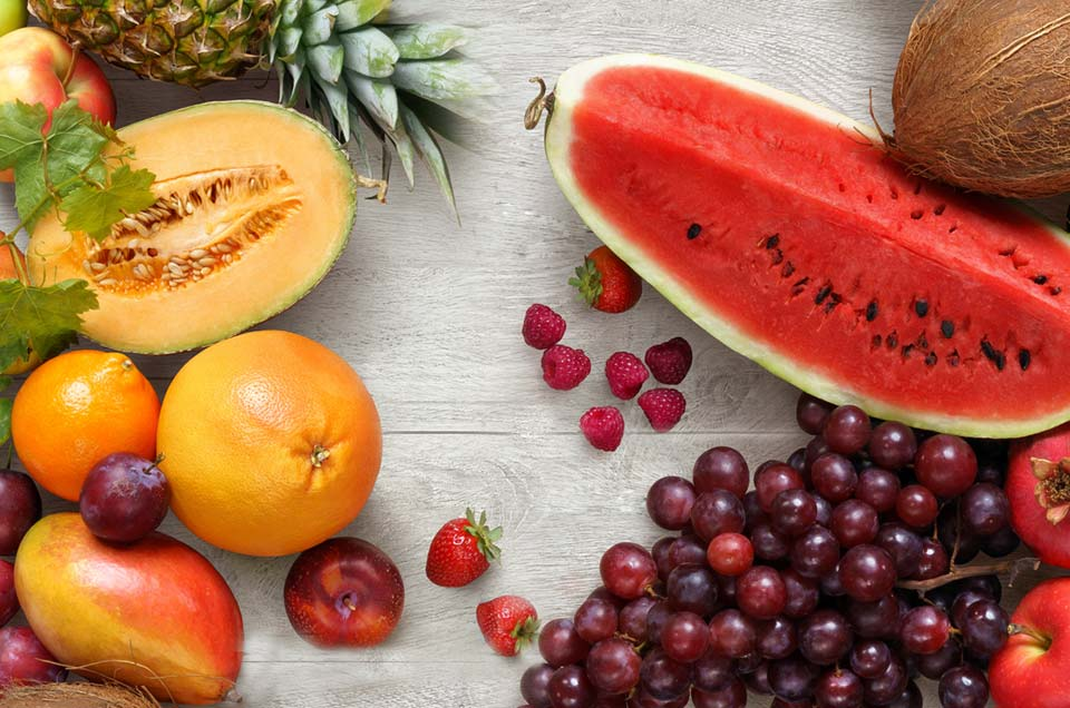 Top 10 Pitta Pacifying Foods to Beat the Heat