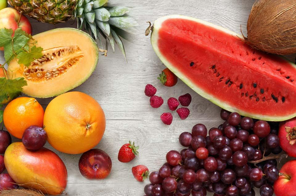 पित्त को संतुलित करने वाले 10 मुख्य आहार
