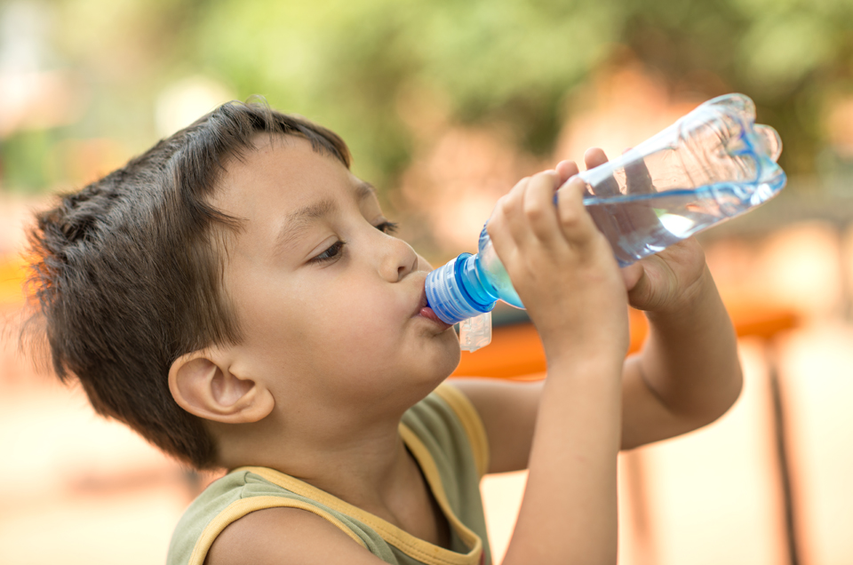 Interesting Facts on Staying Hydrated for Kids
