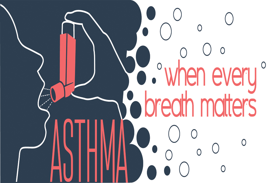 Marma Massage Therapy - The Key to Easing Asthma Troubles
