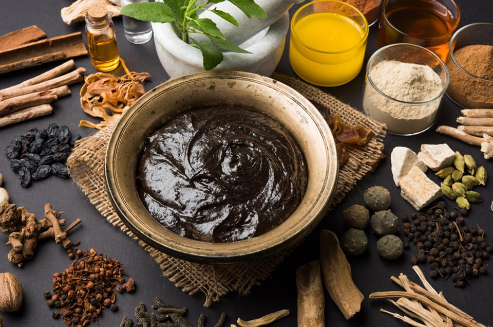 All the benefits of Chyawanprash, without added sugar!