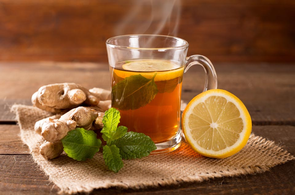 5-Minute Immunity-Enhancing Teas for Winter