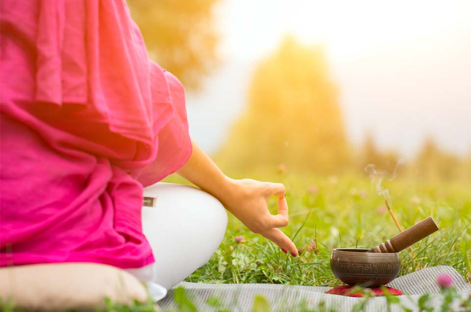 Balancing life through Yoga & Ayurveda