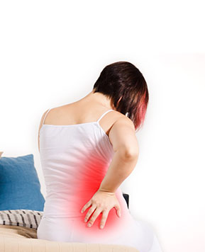 Acute pain in the sides